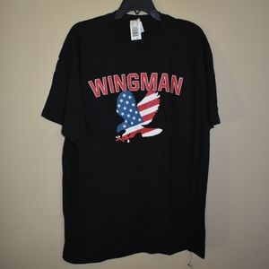 May Trau Loevner Wingman Eagle 🦅